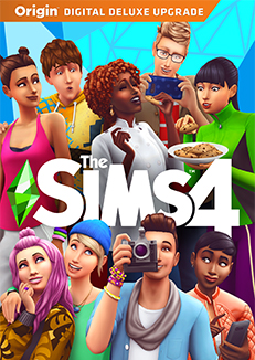 The Sims 4 Digital Deluxe Upgrade Official Site