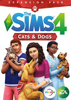 Image result for the sims 4 cats and dogs
