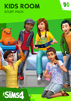 The Sims™ 4 Kids Room Stuff - Official Site