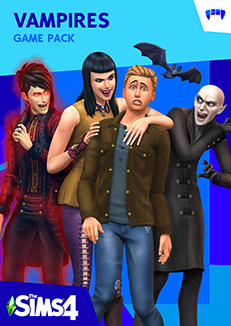 The Sims™ 4 Vampires - Official Site