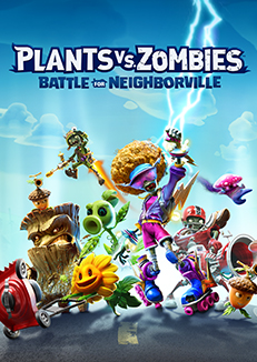 Plants Vs Zombies Battle For