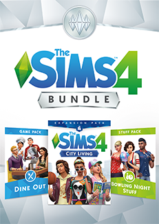 The SimsTM 4 Bundle