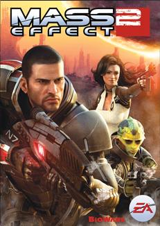 Resultado de imagem para Mass Effect 2